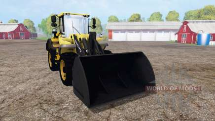 Volvo L120H для Farming Simulator 2015
