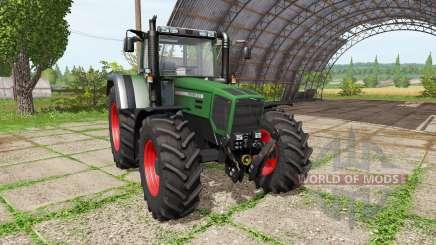 Fendt Favorit 822 v3.1 для Farming Simulator 2017