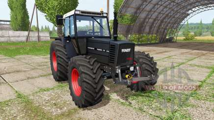 Fendt Farmer 310 LSA Turbomatik black beauty для Farming Simulator 2017