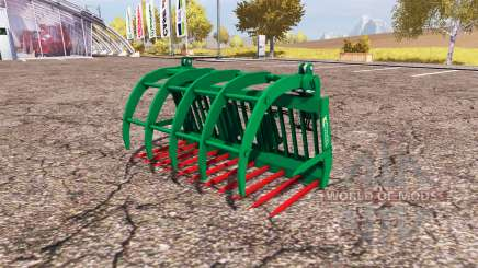Albutt grapple fork для Farming Simulator 2013