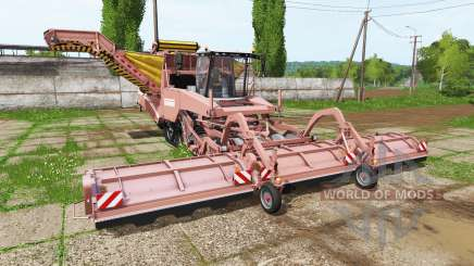Grimme Tectron 415 для Farming Simulator 2017