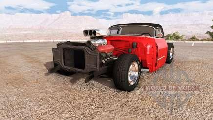 Burnside Special rat rod v0.5 для BeamNG Drive