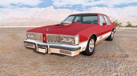 Oldsmobile Delta 88 fullsize для BeamNG Drive