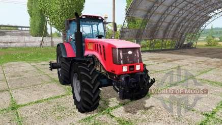 Беларус 3022ДЦ.1 для Farming Simulator 2017