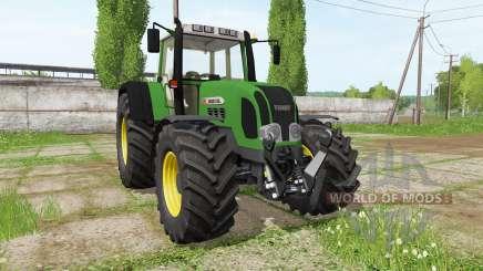 Fendt Favorit 926 v2.0 для Farming Simulator 2017