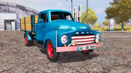 Opel Blitz для Farming Simulator 2013