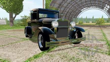 Ford Model A 1930 для Farming Simulator 2017