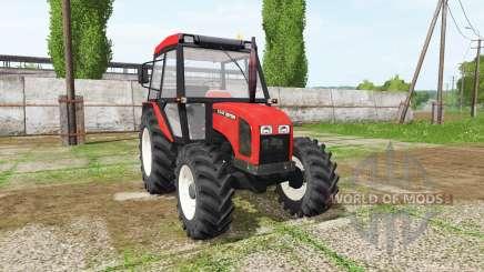 Zetor 5340 для Farming Simulator 2017