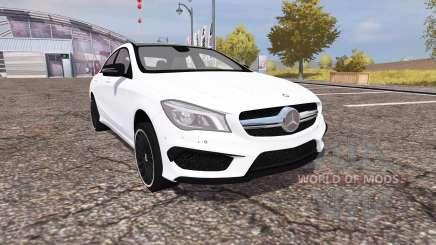 Mercedes-Benz CLA 45 AMG (C117) для Farming Simulator 2013
