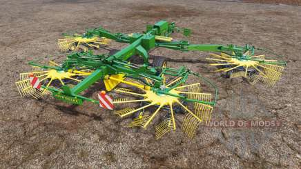 John Deere 1252 multifast для Farming Simulator 2015
