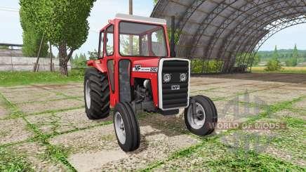 Massey Ferguson 240 для Farming Simulator 2017