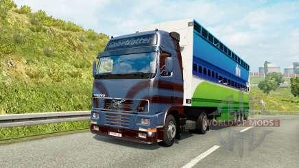Truck traffic pack v2.2 для Euro Truck Simulator 2