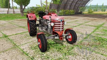 Hurlimann D-110 для Farming Simulator 2017