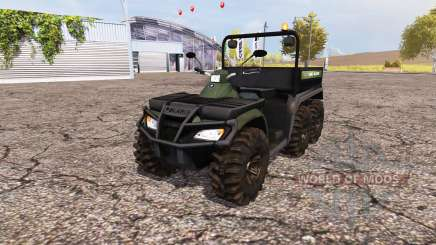 Polaris Sportsman Big Boss 6x6 v1.1 для Farming Simulator 2013
