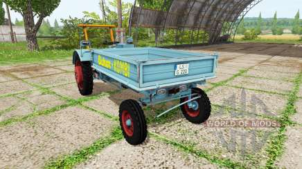Eicher G220 для Farming Simulator 2017