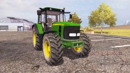 John Deere 6630 Premium для Farming Simulator 2013