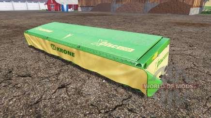 Krone XDisc 6200 для Farming Simulator 2015