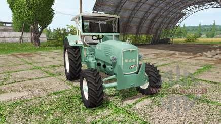 MAN 4p1 1960 для Farming Simulator 2017