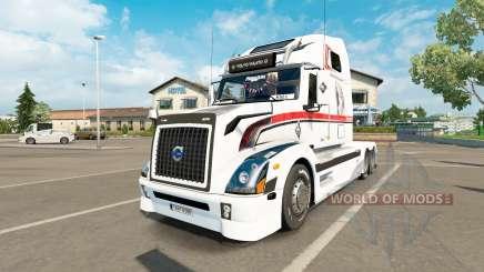 Volvo VNL 670 v1.4.1 для Euro Truck Simulator 2