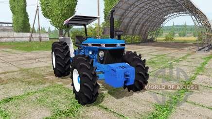 Ford 7830 для Farming Simulator 2017