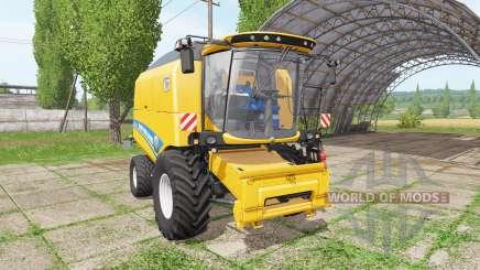 New Holland TC5.70 для Farming Simulator 2017
