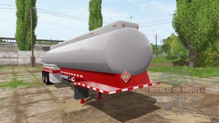 American tanker для Farming Simulator 2017