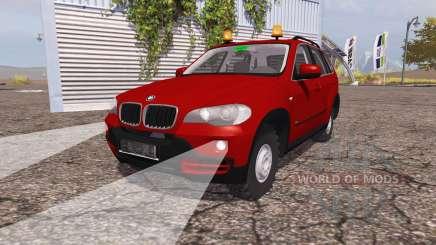 BMW X5 4.8i (E70) v1.1 для Farming Simulator 2013