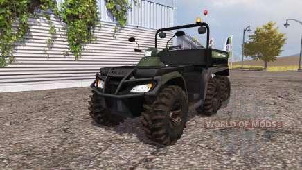 Polaris Sportsman Big Boss 6x6 для Farming Simulator 2013