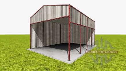 Bale storage для Farming Simulator 2015