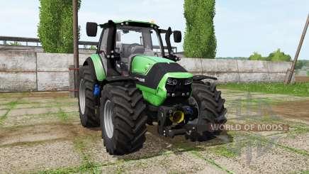 Deutz-Fahr Agrotron 6190 TTV для Farming Simulator 2017
