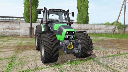 Deutz-Fahr Agrotron 620 TTV v3.3 для Farming Simulator 2017
