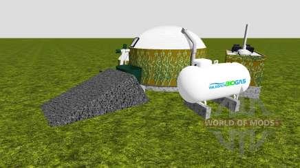 BGA для Farming Simulator 2015