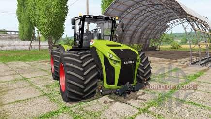 CLAAS Xerion 4000 для Farming Simulator 2017