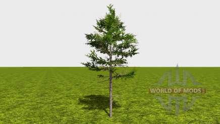 Forestry trees для Farming Simulator 2015