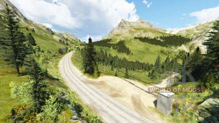 Altitude v1.5 для BeamNG Drive
