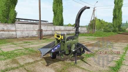 Pezzolato PTH 40.70 multicut для Farming Simulator 2017