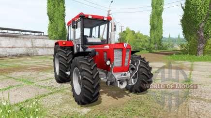 Schluter Super 1500 TVL v1.6 для Farming Simulator 2017