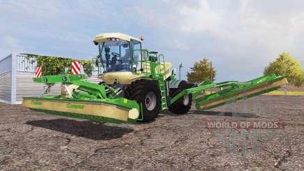 Krone BiG M 500 для Farming Simulator 2013