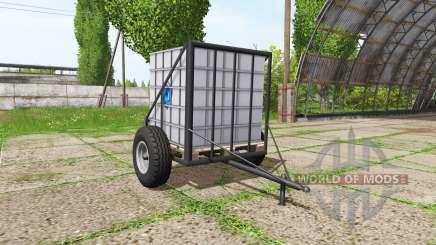 Water tank для Farming Simulator 2017