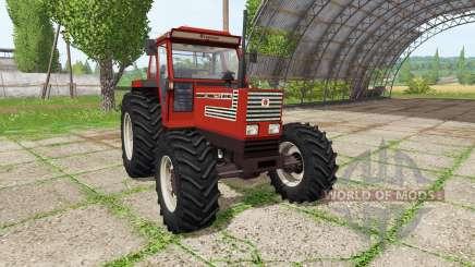 Fiatagri 140-90 Turbo DT для Farming Simulator 2017