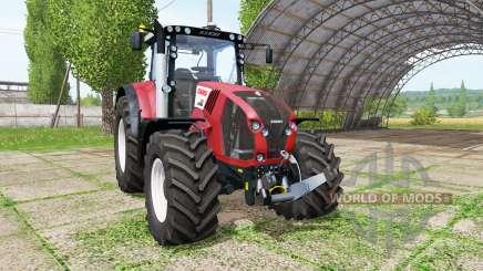 CLAAS Axion 870 v2.1 для Farming Simulator 2017