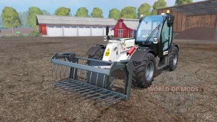 Terex teleheader для Farming Simulator 2015