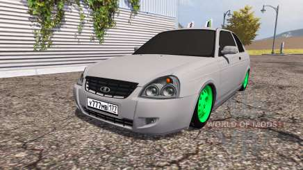 LADA Priora Coupe (21728) tuning для Farming Simulator 2013