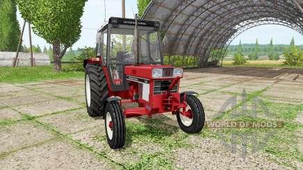 International Harvester 644 v2.2 для Farming Simulator 2017