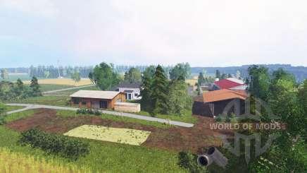 Landschaft v1.1 для Farming Simulator 2015