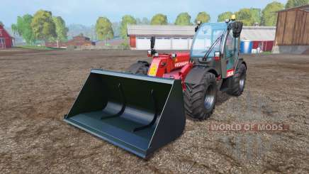 Weidemann T6025 LOXAM для Farming Simulator 2015