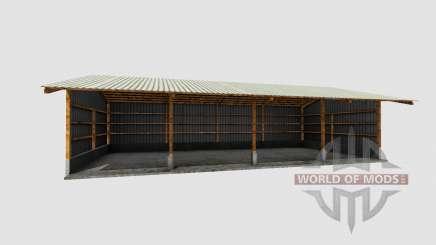 Warehouses для Farming Simulator 2015