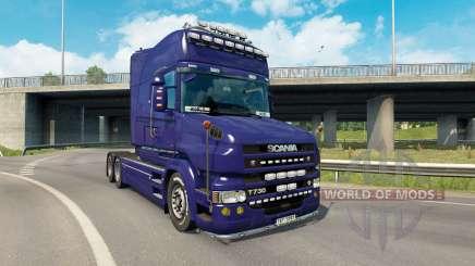 Scania T v1.8.2 для Euro Truck Simulator 2