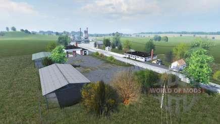 Oltenia для Farming Simulator 2013