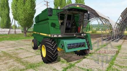 John Deere 2056 для Farming Simulator 2017
